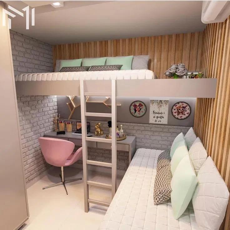 kamar tidur 2 lantai 3