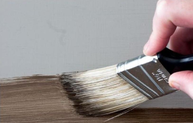 cara mengecat kayu