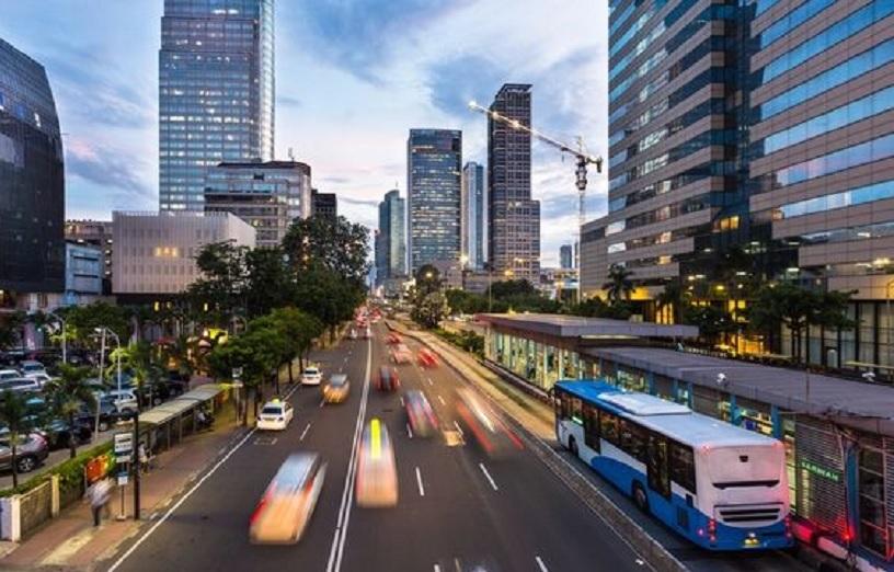 kota terkaya di indonesia
