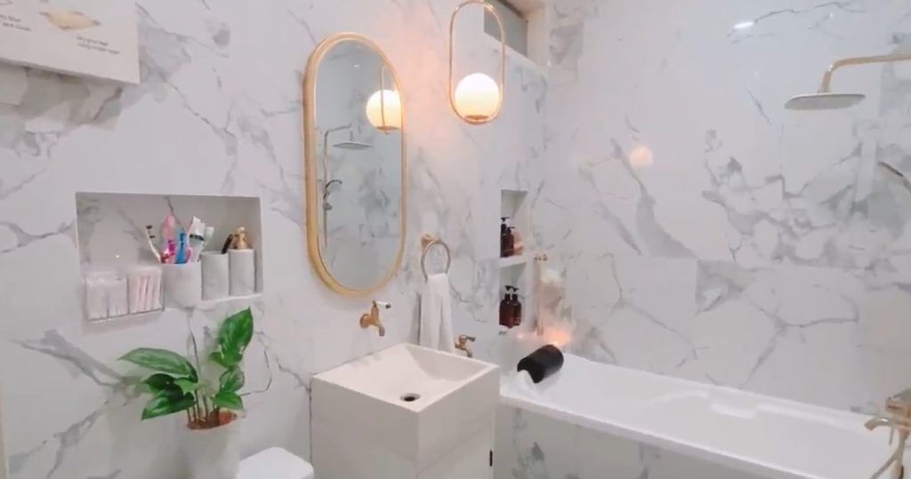 kamar mandi ala hotel