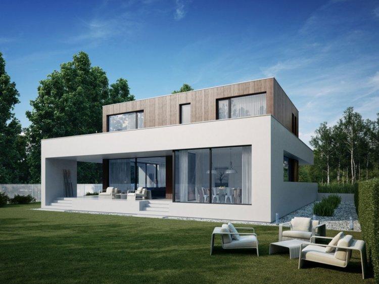 rumah minimalis tanpa atap 6