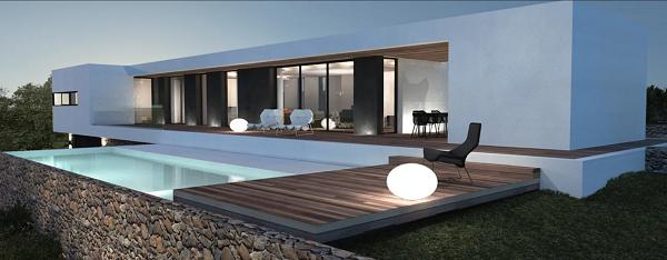 rumah minimalis tanpa atap 5