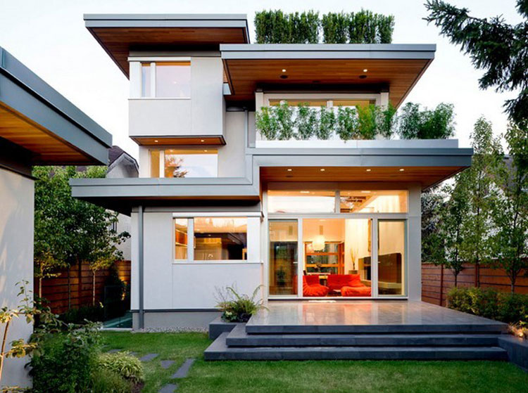 rumah minimalis tanpa atap 4