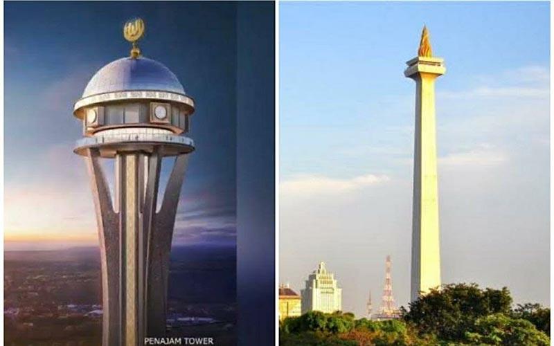 Tower Penajam, Ibukota Baru