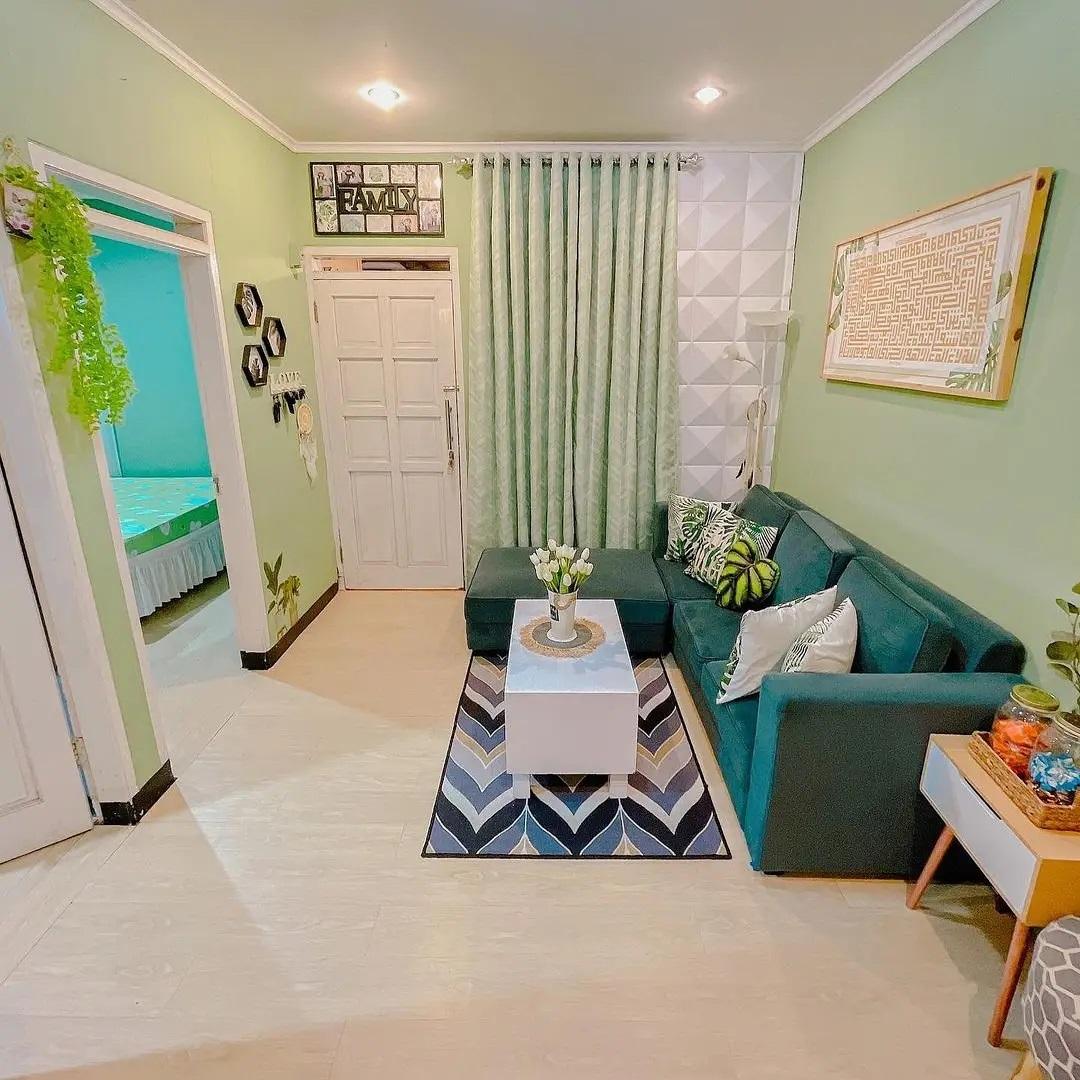 ruang tamu minimalis 3