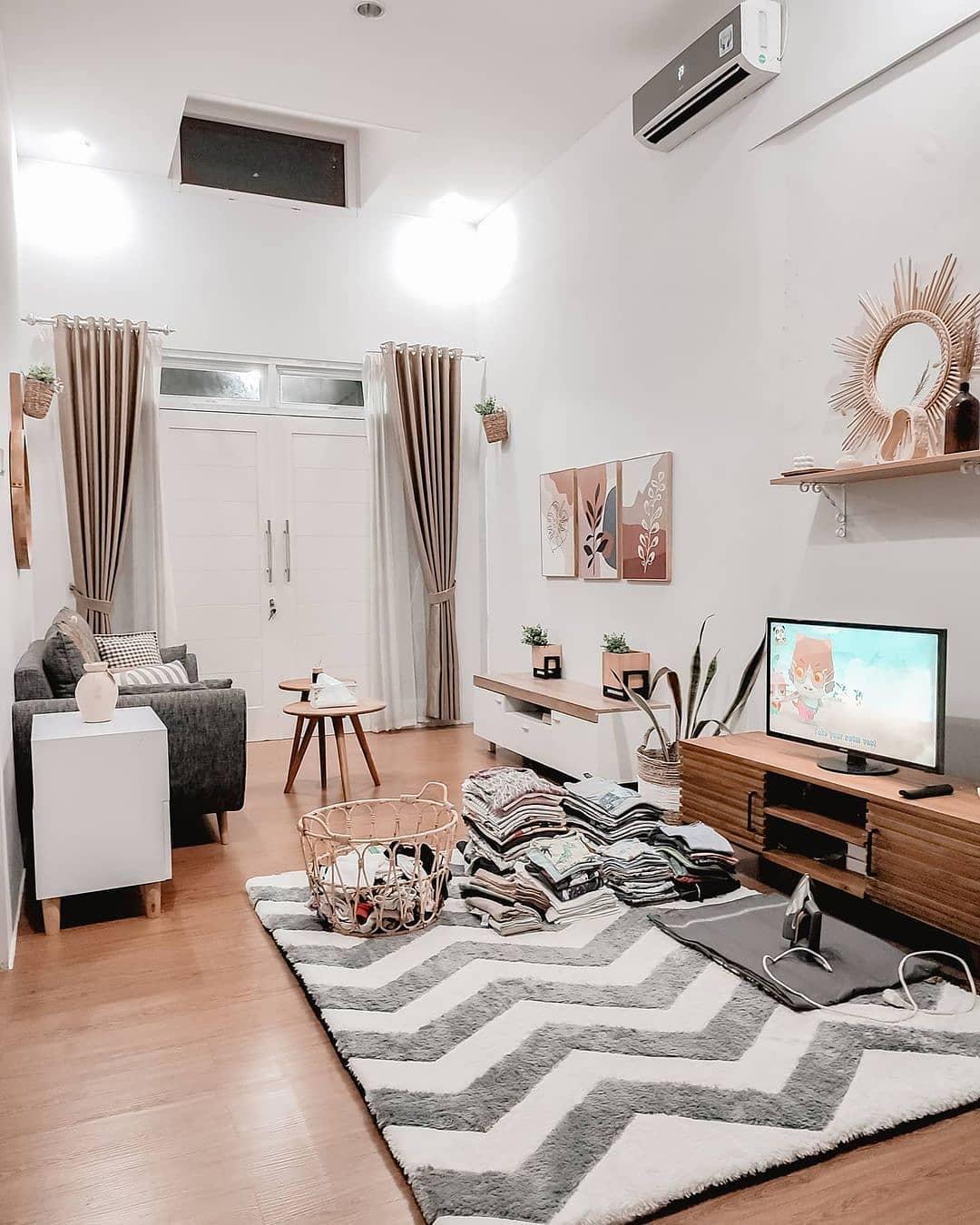 Ruang TV Minimalis_1