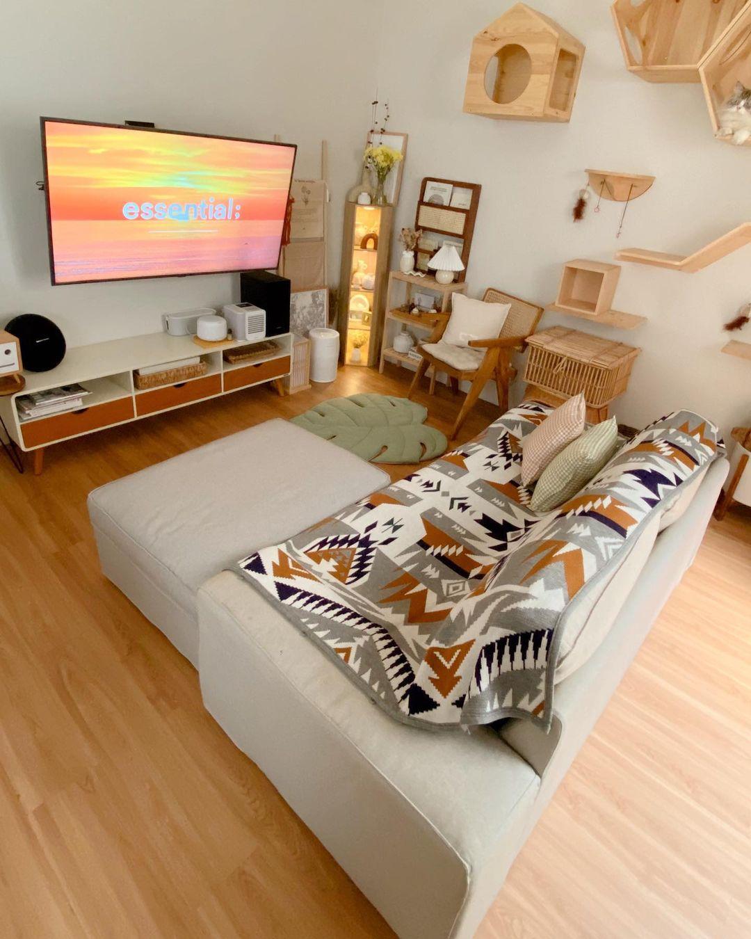 Ruang TV Minimalis_4