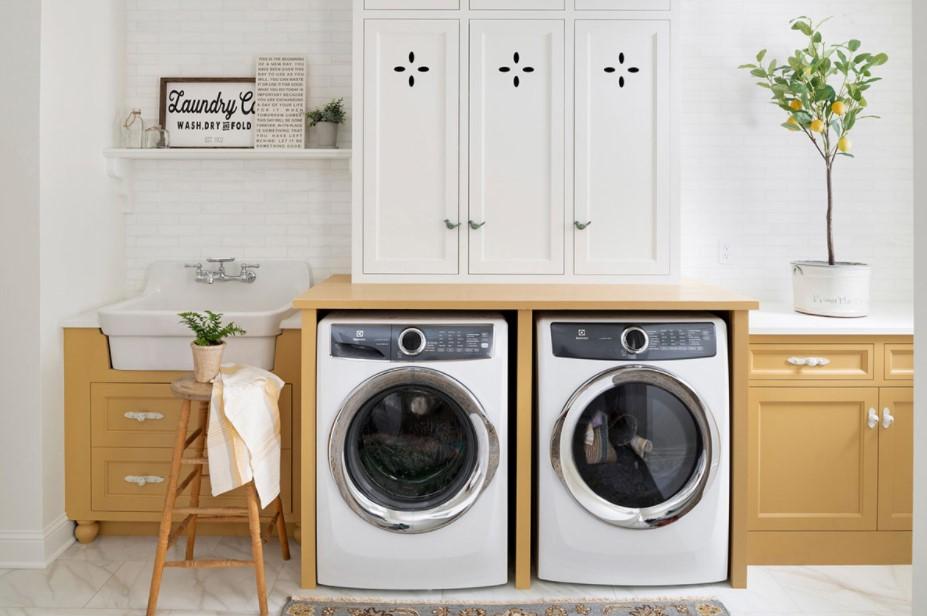 Ruang Laundry di Rumah