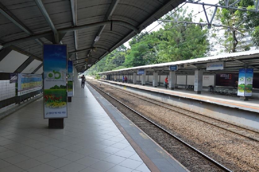 transport hub pertama di indonesia