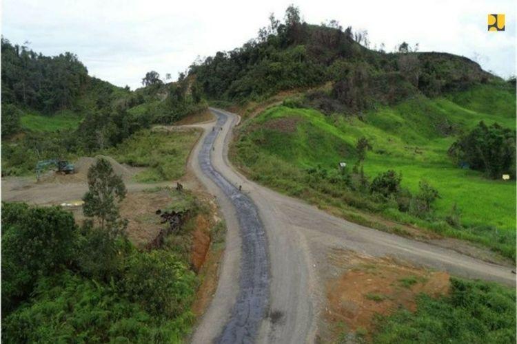 Infrastuktur perbatasan Indonesia Malaysia 1