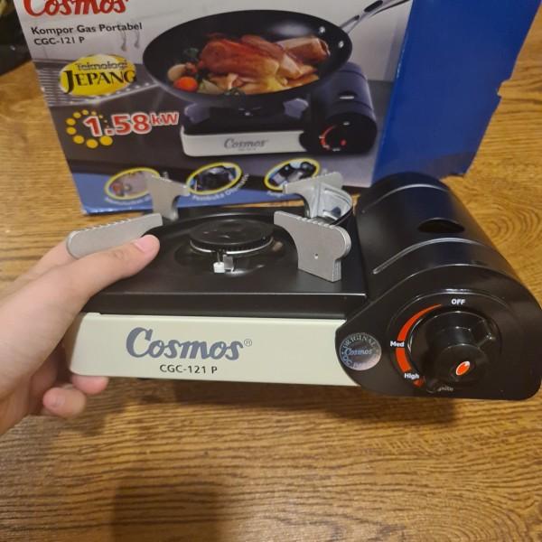 Cosmos Kompor Portable - CGC-121P