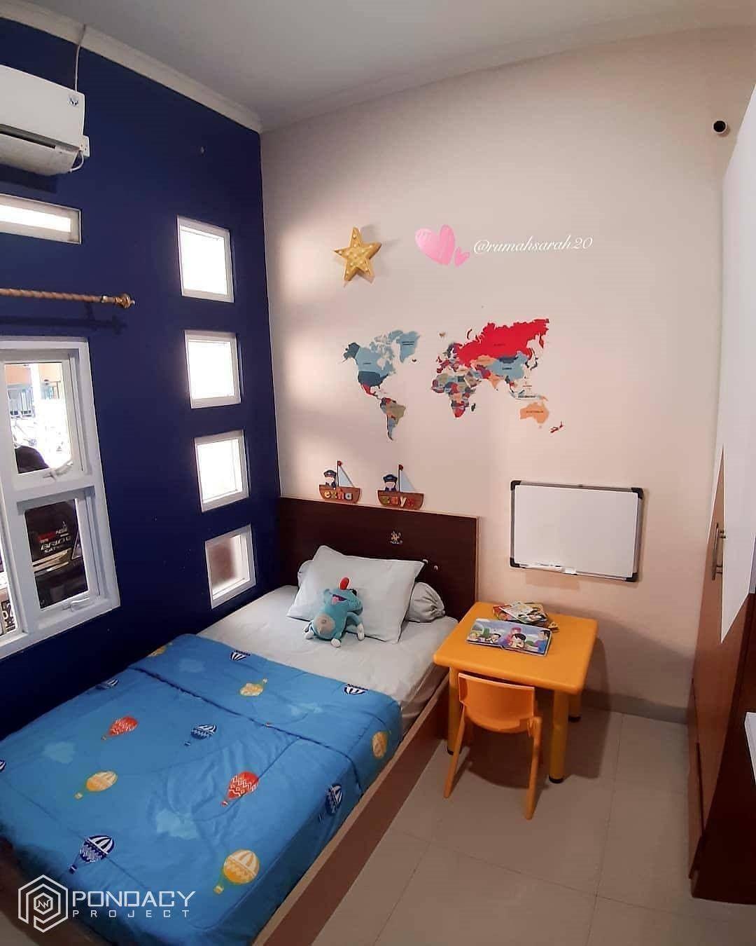 Kamar tidur minimalis 3x3 6