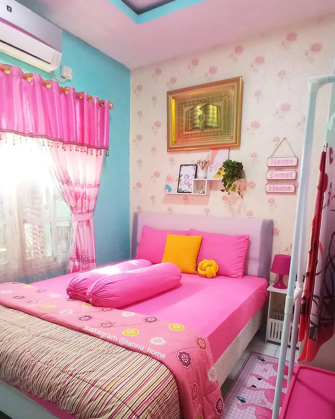 Kamar tidur minimalis 3x3 5