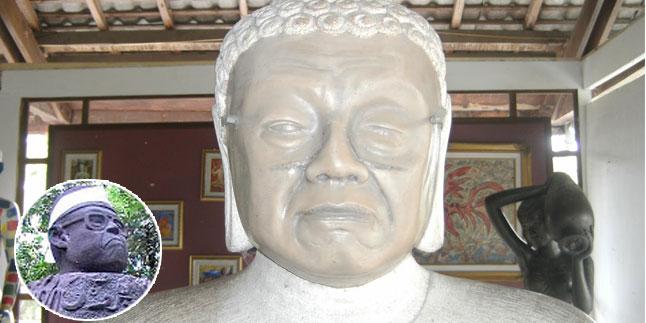 Patung Mata Hati Gus Dur