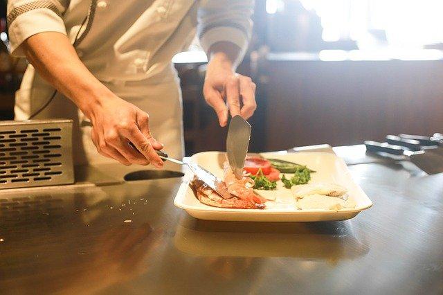 gaji chef pribadi