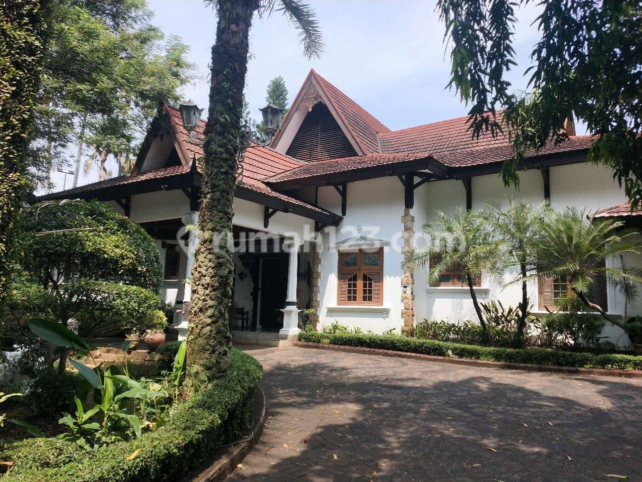 Rumah Mewah di Jagakarsa_1