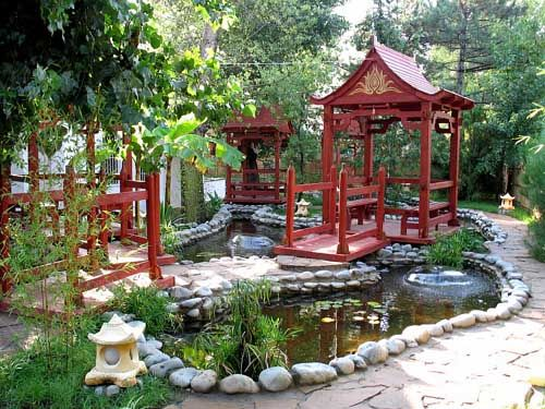 taman rumah minimalis 3