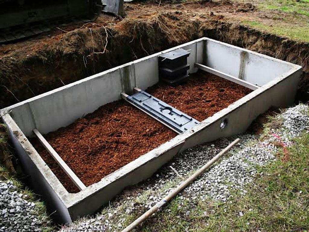 membuat septic tank