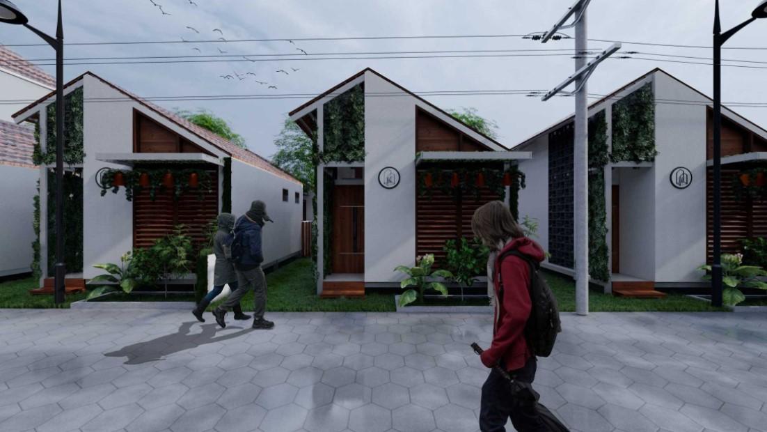 Dekorasi Rumah Tipe 36 Subsidi