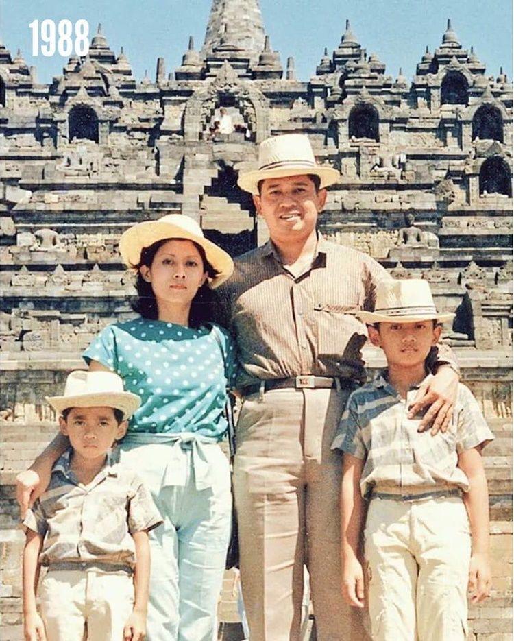 SBY dan Ani Yudhoyono 5