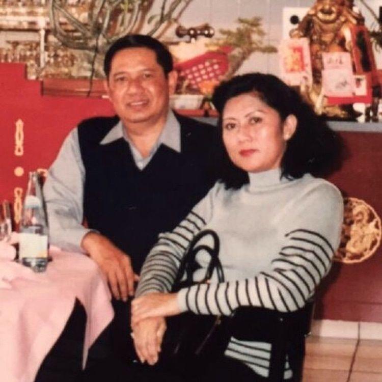 SBY dan Ani Yudhoyono 4