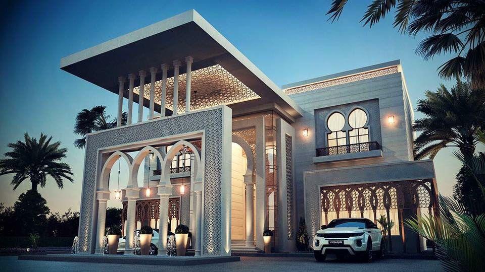 Desain Arsitektur Rumah Islami