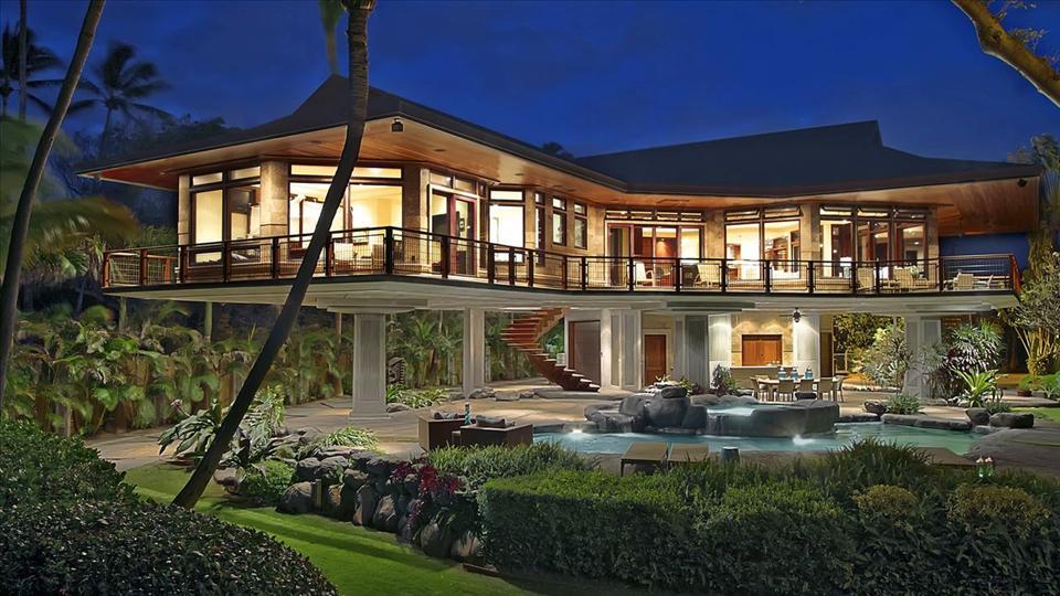 Rumah Panggung Modern