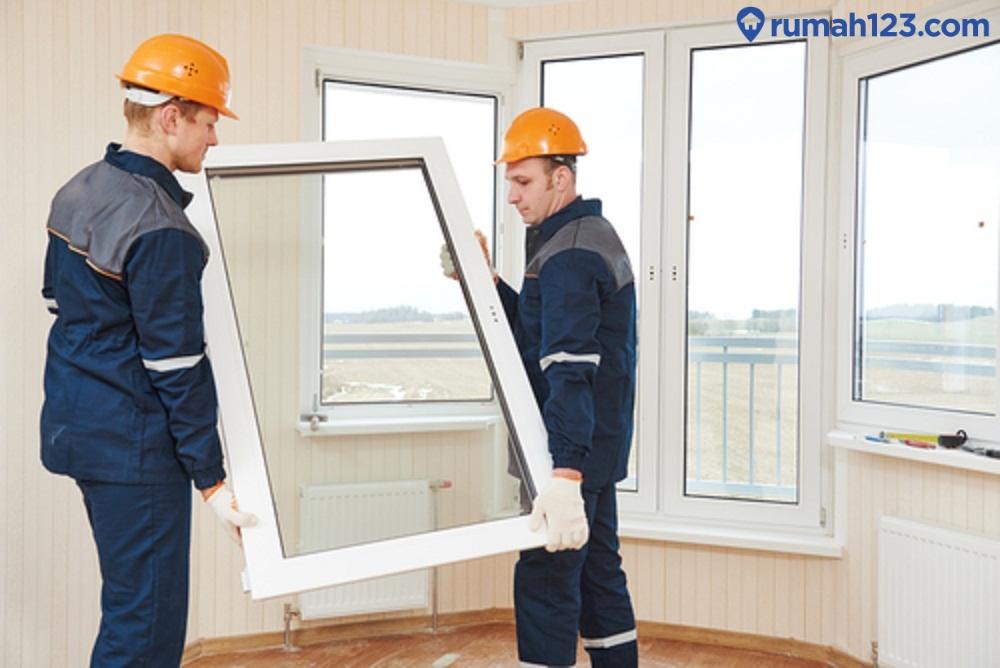 Pemasangan Pintu dan Jendela