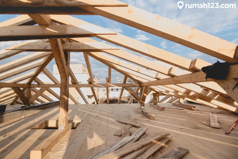 Rangka Atap dan Material Atap