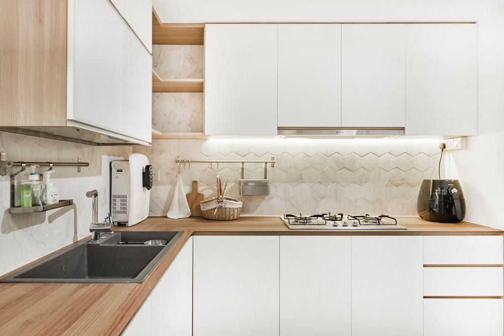Kitchen set scandinavian 5