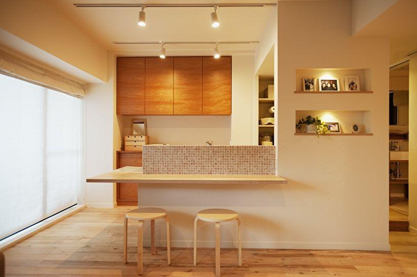 Kitchen set scandinavian 4