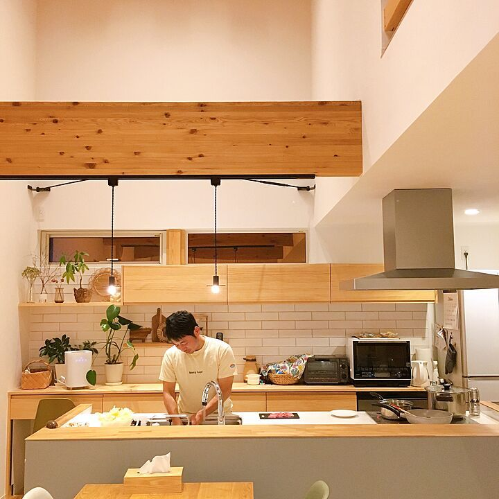 Kitchen set scandinavian 3