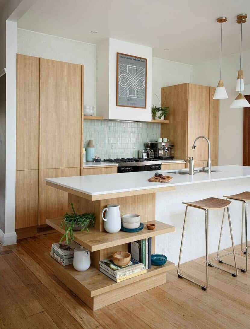 Kitchen set scandinavian 1