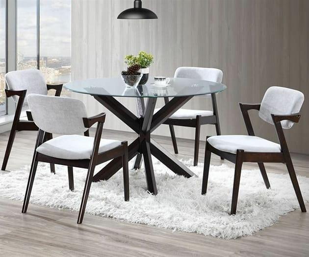 Meja makan minimalis modern 3