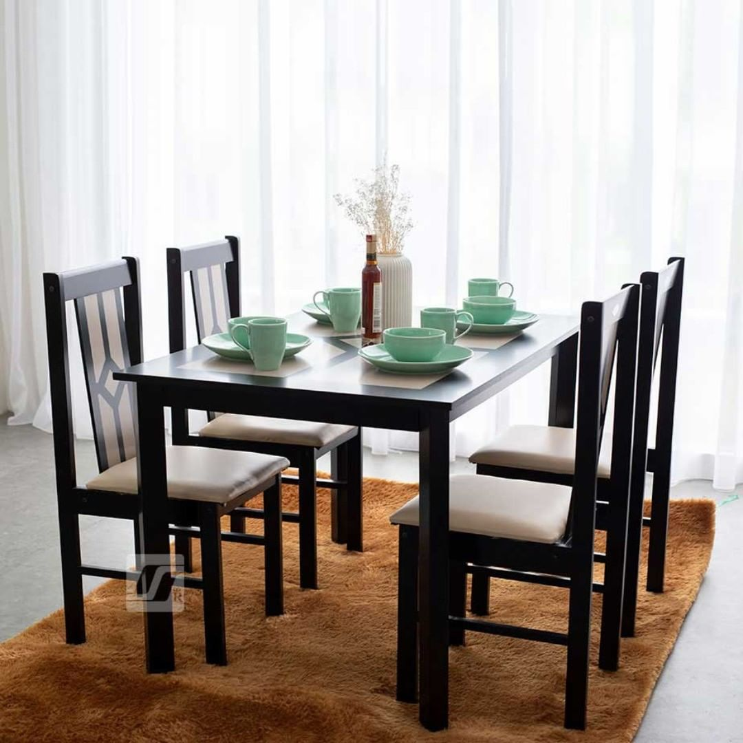 Meja makan minimalis modern 1