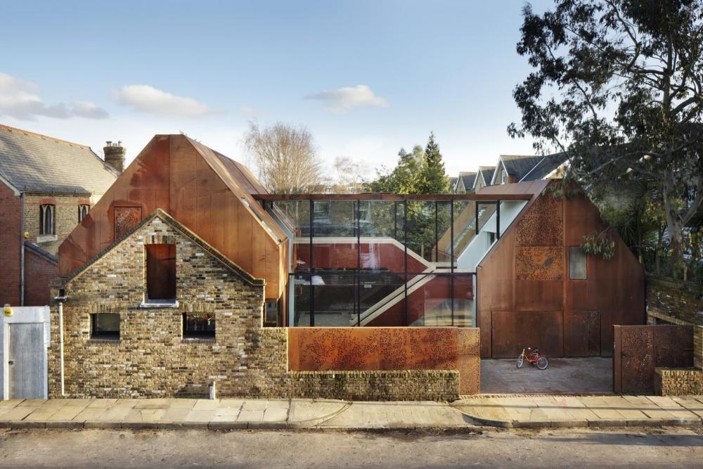 Cocok dengan Desain Arsitektur Apapun
