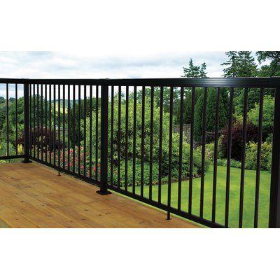 Pagar balkon minimalis 2