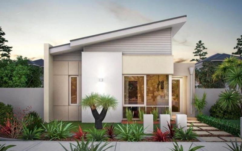 desain rumah type 45 terbaik