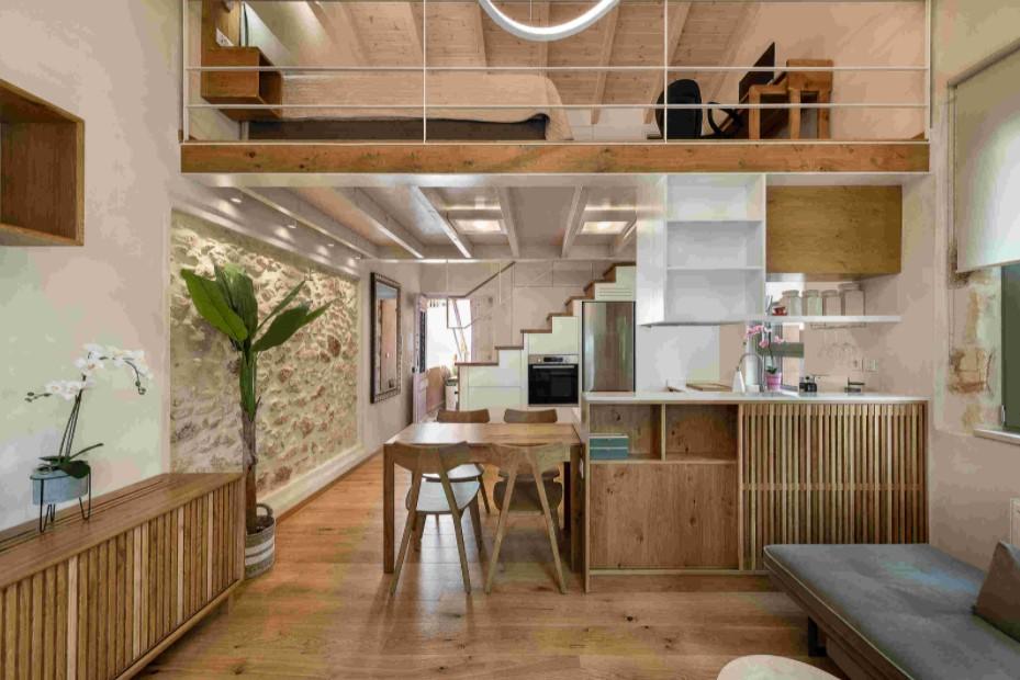 Ciri-ciri Apartemen Tipe Loft