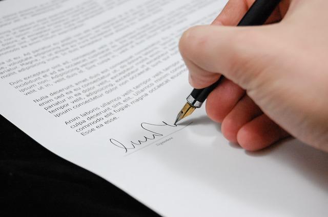 Surat perjanjian sewa apartemen 2