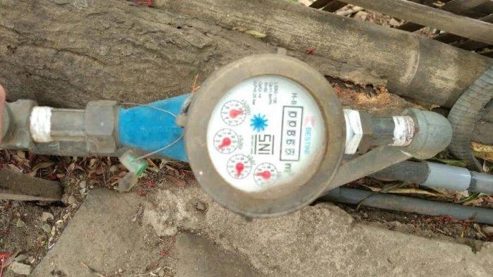 cara membaca meteran air di rumah