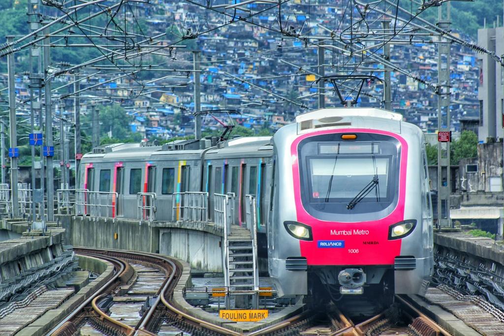 Mumbai Metro_Pembangunan Infrastruktur