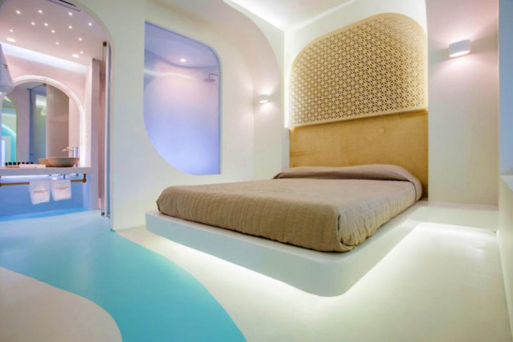 Ilusi Tempat Tidur Terapung