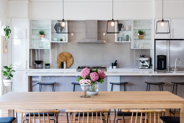 Dapur Kering Minimalis