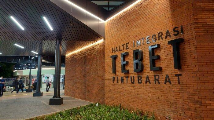 stasiun tebet baru
