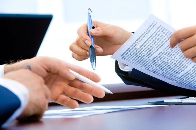 Surat perjanjian jual beli apartemen 1