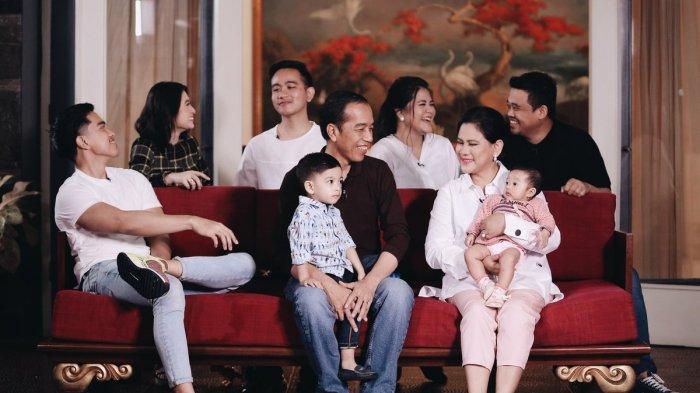 Kisah cinta Jokowi Iriana 6