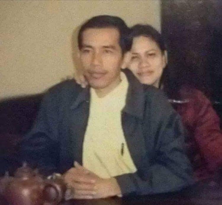 Kisah cinta Jokowi Iriana 2