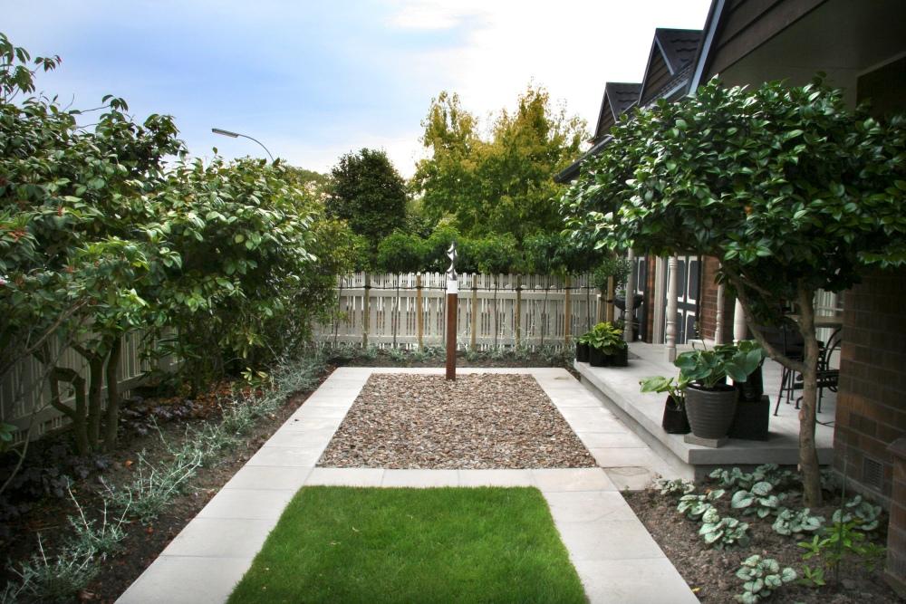 Landscape Taman Modern Minimalis