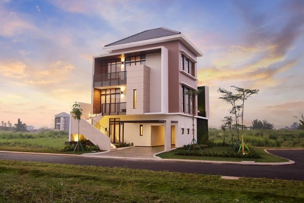 5 Manfaat Tinggal di Rumah 3 lantai